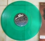 "Thriller (Espeluznante) Limited Edition 12"" Single Green Vinyl (Mexico)"