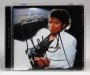 """Thriller """"Special Edition"""" CD Signed By Michael (2001)"""