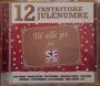 12 Fantastiske Julenumre Christmas CD Album (Denmark)