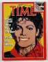 Time Magazine Signed By Michael (1984)