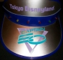 Tokyo Disneyland Captain EO Lighted Visor (Japan)