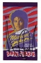 Topps Super Sticker Signed By Michael #2 (1984)