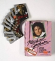 Topps Trading Card Box With 15 Unopened Packs Signed By Michael (1984)