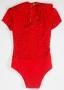 Triumph Tour Era Red Spandex Bodysuit (1981)
