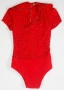Triumph Tour Era Red Spandex Bodysuit (1981)