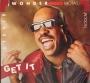 "Get It (Stevie Wonder/Michael Jackson) Promo 12"" Single (USA)"