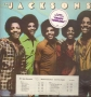 The Jacksons Promotional LP Album *Demonstration* (USA)