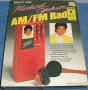 Vanity Fair Michael Jackson AM/FM Radio By ERTL (USA)