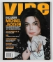 Vibe Magazine March 2002 Issue Signed By Michael (2002)