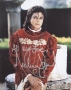 Victorian Dress Colour Photo Signed By Michael #2 (1988)