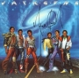 Victory Album Signed By Michael (1984)