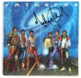 Victory Album Signed By Michael #4 (1984)