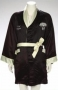 Victory Tour Black And White Backstage Satin Robe (1984)