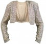 Victory Tour Stage Worn Swarovski Crystal Jacket (1984)