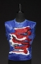 Victory Tour '84 Sleeveless Crystal Encrusted Shirt (USA 1984)