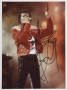 """Victory Tour """"Beat It"""" Photo Signed By Michael (1984)"""