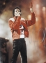 """Victory Tour """"Beat It"""" Photo Signed By Michael #3 (1984)"""