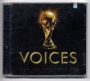 Voices From The FIFA World Cup Commercial CD Album (Mexico)