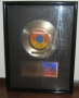 We Are The World RIAA Gold Record Award 1985 (To The Jacksons)