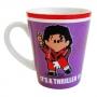 Michael Jackson Weenicons Official Mug *It's A Thriller* Model (UK)