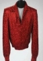 What More Can I Give Red Lamé Jacket (2003)
