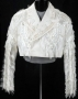White Bolero Jacket (1970s)