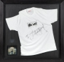 White Dangerous Era T-Shirt Signed By Michael (1992)