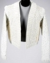 White Leather Jacket With Electric Lights (Date Unknown)