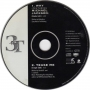 Why (3T Featuring M.Jackson) Promo (2 Track) CD Single (Austria)