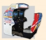 X1 Exaust Note Sega Driving Game