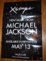 Xscape Promo CD Poster (USA)