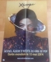 Xscape Promo CD Poster (France)