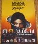 Xscape Promo Laminated Poster (Australia)