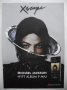 Xscape Promotional Poster (Sweden)