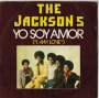"Yo Soy Amor (I Am Love) Commercial 7"" Single (Spain)"