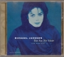 You Are Not Alone The Remixes (3 Mixes + 2) CD Single (USA)