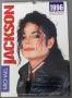 (1996) Michael Jackson Unofficial Calendar (Olivier Books) (UK)