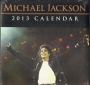 "(2013) The Official Michael Jackson 12""x12"" Wall Calendar (USA)"