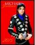 (2015) Michael Jackson Calendar By Invincible Magazine (France)