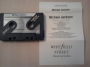 'HIStory In The Mix' *Whitfield Street* Studios Demo Cassette (UK)