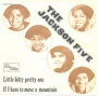"Little Bitty Pretty One Commercial 7"" Single (Denmark)"