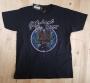 Michael Jackson *One* Show Official Black MJ Thriller Varsity Jacket T-Shirt For Men (USA)