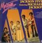 *Motown Legends* The Jackson Five Featuring Michael Jackson Commercial LP Album (USA)