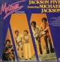 *Motown Legends* The Jackson Five Featuring Michael Jackson Commercial LP Album (USA)