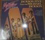 *Motown Legends* The Jackson Five Feat. M. Jackson Commercial LP Album (Germany)