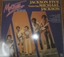 *Motown Legends* The Jackson Five Feat. M. Jackson Commercial LP Album (Germany)