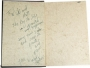 """The Autobiography of Charlie Chaplin"" 1980 Autograph & Personalized Note"