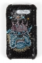 "iPhone ""King Dog"" Cover *Jeweled Crowned Bulldog* Owned By Michael (2009)"