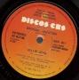 "Billie Jean/Golpealo (Beat It) Promo 7"" Single (Argentina)"