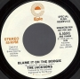 """Blame It On The Boogie Promo 7"""" Single *Special Rush Reservice*(USA)"""